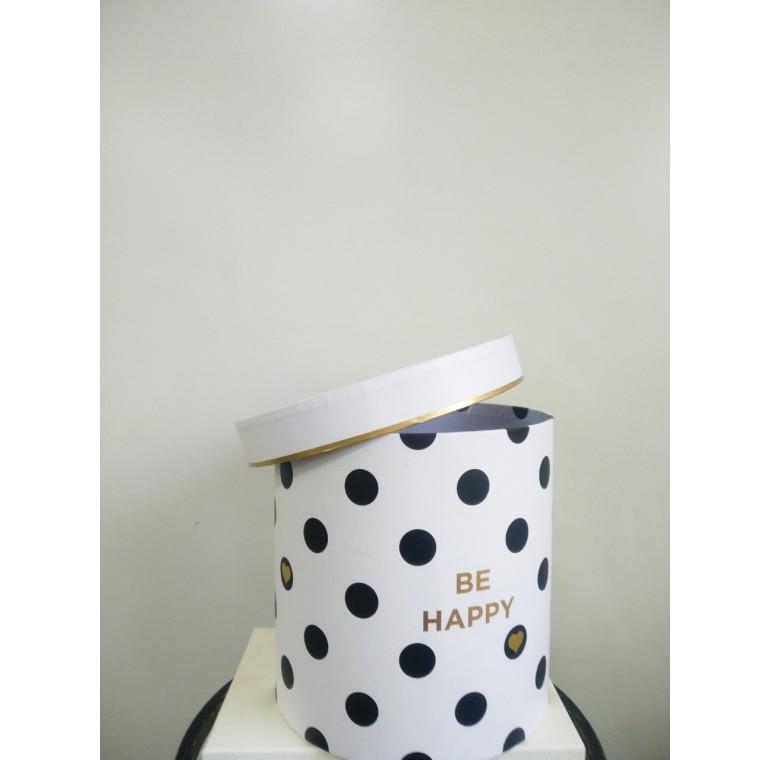 Шляпная коробка  BY HAPPY